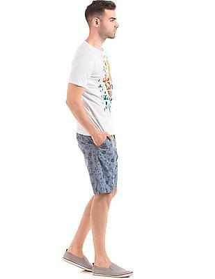 Colt Graphic Print Short Sleeve T-Shirt