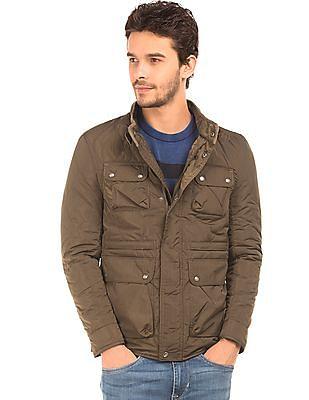 U.S. Polo Assn. Denim Co. Quilted Regular Fit Parka Jacket