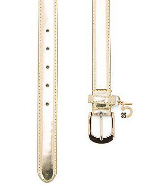 SUGR Slim Pebblegrain Belt