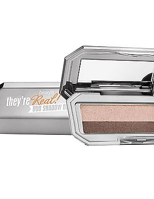 Benefit Cosmetics They're Real Duo Eye Shadow Blender - Bombshell Brown