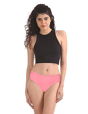 SUGR Assorted Hipster Panties - Pack Of 3