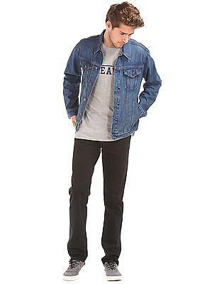 GAP Men Blue 1969 Icon Denim Jacket