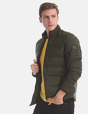 Mens Standard Quilted Jacket Polo Assn U.S
