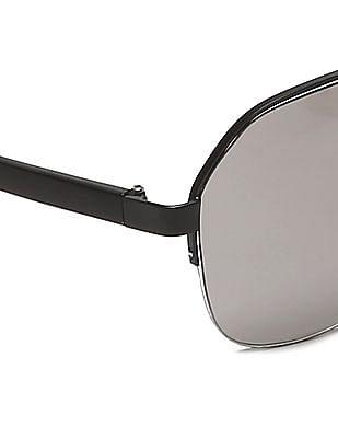 Aeropostale Tinted Half Frame Sunglasses
