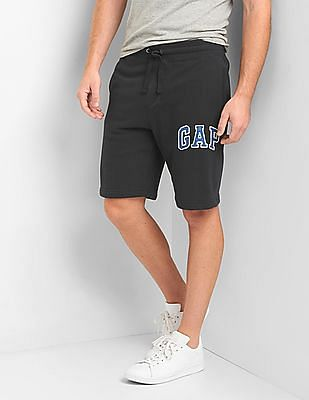 GAP French Terry Logo Shorts