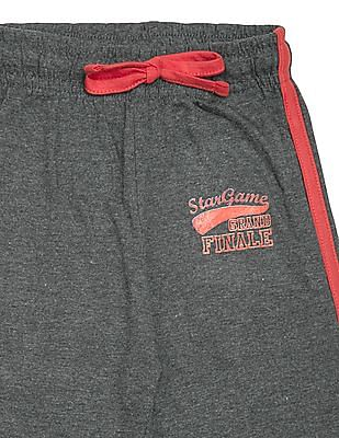 Day 2 Day Boys Elasticized Waist Knitted Track Pants