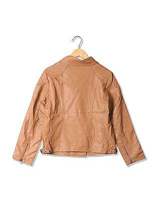 U.S. Polo Assn. Women Standard Fit Biker Jacket