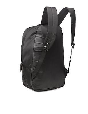 Flying Machine Brand Print Padded Laptop Backpack