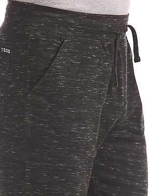 Izod Heathered Slim Fit Knit Shorts