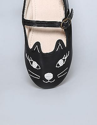 GAP Baby Cat Mary Jane Flats