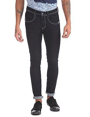 Ruf & Tuf Skinny Fit Rinsed Jeans
