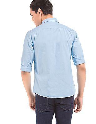 Geoffrey Beene Slim Fit Oxford Shirt