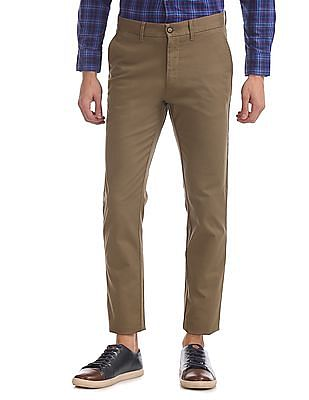 U.S. Polo Assn. Olive Mens Trousers