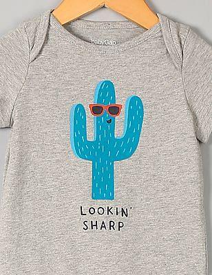 GAP Baby Summer Graphic Bodysuit