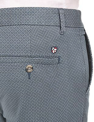 U.S. Polo Assn. Floral Print Slim Fit Chinos