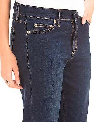 GAP Women Blue Authentic 1969 Real Straight Jeans