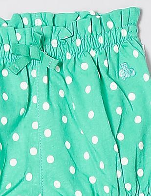 GAP Baby Dot Bubble Shorts