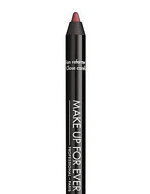 MAKE UP FOR EVER Aqua Lip Waterproof Lipliner Pencil - Light rosewood