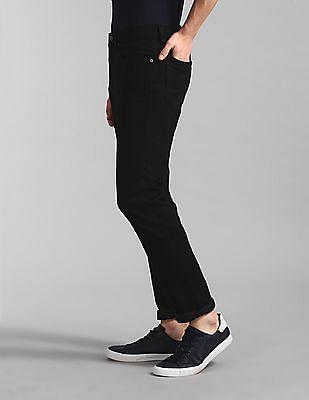 GAP Black Slim Fit Rinsed Jeans