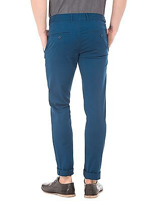 Cherokee Twill Skinny Fit Trousers