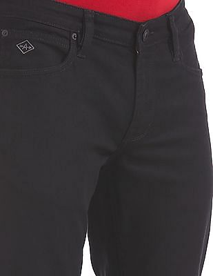 Arrow Sports Slim Fit Mid Rise Jeans