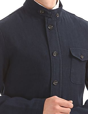 U.S. Polo Assn. Stylized Slim Fit Blazer