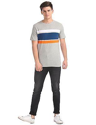 Colt Short Sleeve Striped T-Shirt