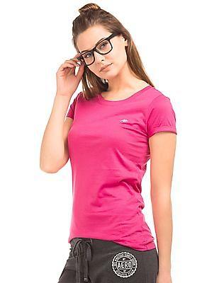 Aeropostale Short Sleeve Cotton T-Shirt