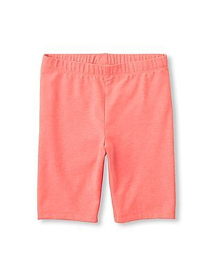 The Children's Place Girls Solid Bike Shorts