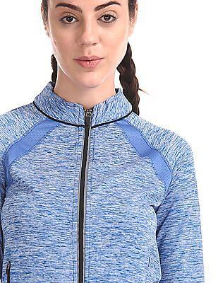 SUGR Raglan Sleeve Active Sweatshirt