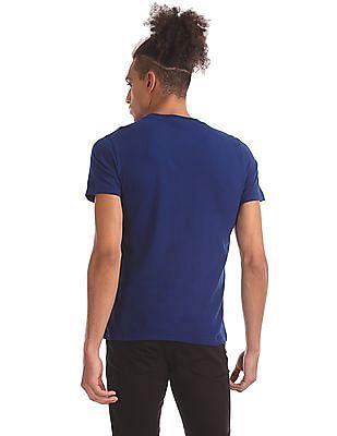 Aeropostale Crew Neck Cotton T-Shirt