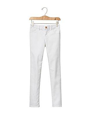GAP Girls 1969 Stain Resistant Super Skinny Jeans