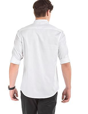 Geoffrey Beene Regular Fit Long Sleeve Shirt