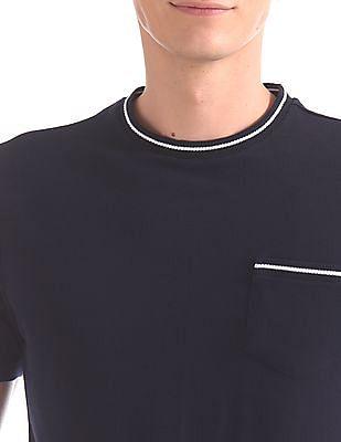 Cherokee Slim Fit Patch Pocket T-Shirt