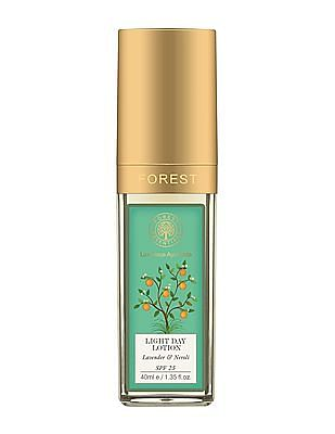 FOREST ESSENTIALS Light Day Lotion With Lavender And Neroli - Normal Towards Oily Skin