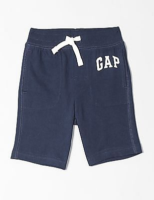 GAP Toddler Boy Knit Cotton Shorts