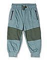Donuts Boys Mid Rise Knit Joggers