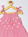 GAP Toddler Girl Mix-Print Tank Dress