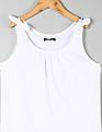 GAP Girls Knotted Tie Tank