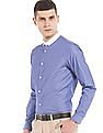 Arrow Newyork Two Tone Slim Fit Shirt