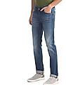 Cherokee Blue Skinny Fit Stone Wash Jeans