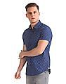 U.S. Polo Assn. Denim Co. Short Sleeve Printed Shirt