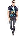 U.S. Polo Assn. Denim Co. Distressed Skinny Fit Jeans
