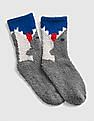 GAP Baby Cozy Holiday Graphic Socks