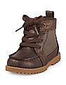 The Children's Place Toddler Boy Brown Kingston Hiker Boot