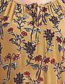 Aeropostale Floral Print Peasant Top