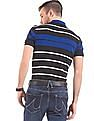 Izod Striped Slim Fit Polo Shirt