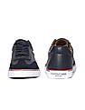 U.S. Polo Assn. Suede Panel Lace Up Sneakers