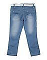 Elle Kids Girls Slim Fit Stone Wash Jeans
