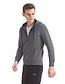 U.S. Polo Assn. Heathered Hooded Sweatshirt